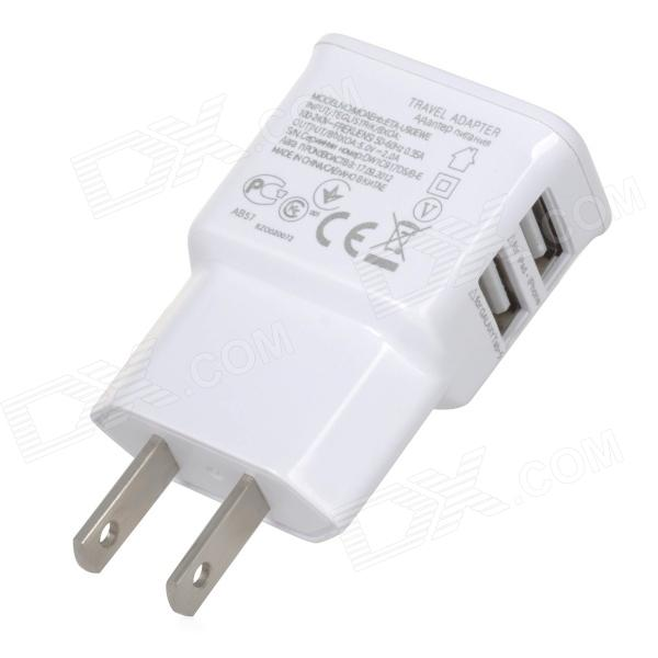 iphone charger length universal dual usb ac charger for iphone ipod 11733
