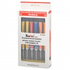 Kaisi KS-3683 6-in-1 Disassembling Screwdrivers Set for IPHONE - Multicolored