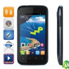 "K-TOUCH W760 Android 4.0 Dual-Core WCDMA Bar Phone w/ 4.0"" Screen, Wi-Fi, GPS and Dual-SIM - Black"