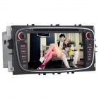 """Joyous J-8628MX 7"""" Double Din DVD Player w/ GPS, Radio, Bluetooth, CANBUS for Ford Mondeo"""