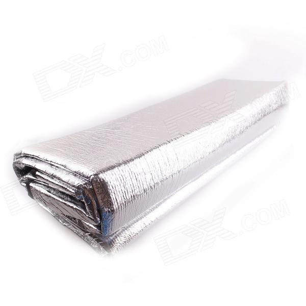 Outdoor Moisture-proof Picnic Blanket Camping Mat Pad - Silver (150 x 200cm)