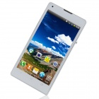 "JL35h Android 2.3.6 GSM Bar Phone w/ 4.7"" , Quad-Band, FM and Wi-Fi - White"
