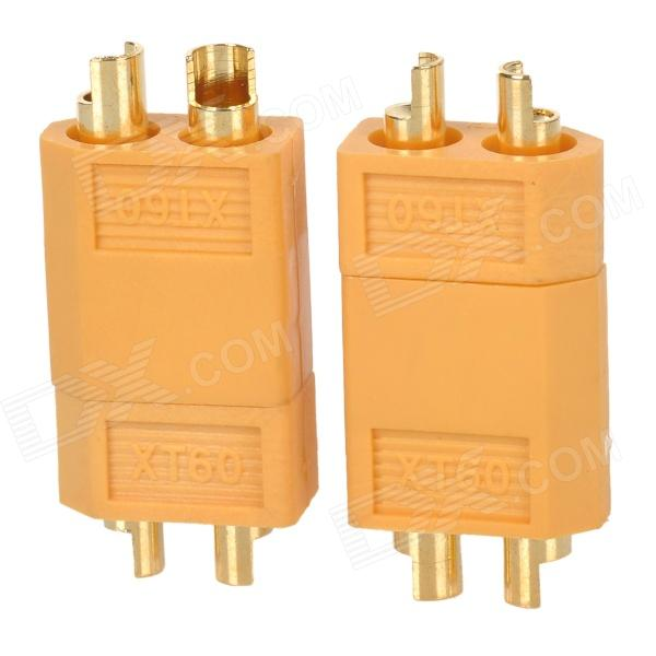 ABS Soldering  Connectors - Yellow (2 PCS)