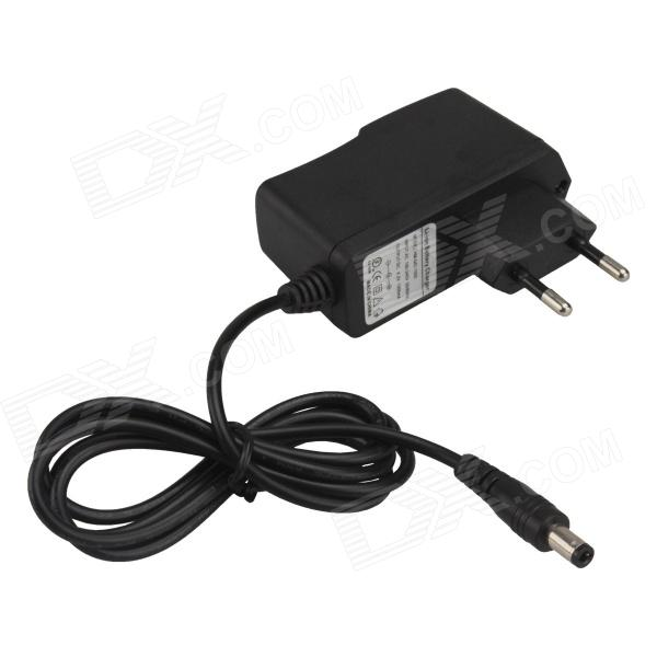 SingFire EU Plug Power Adapter - Black (DC5.5 x 2.5mm / 4.2V / 117cm-Cable / AC 100~240V)Chargers<br>ModelEU3Quantity1Form  ColorBlackMaterialPlasticCharging Cell TypeOthersCharging Battery TypeOthersPower AdapterEU PlugInput Voltage100~240Output Voltage4.2Other FeaturesWithCertificationCEPacking List1 x AC power charger adapter (input: AC 100~240V, 50~60Hz, Output: DC 4.2V, 1000mA; 117cm-Cable; 2-Round Pin-Plug)<br>