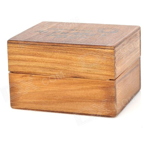 26 English Alphabet + ! + ? Pattern Wood Seal Stamp - BrownOther Stationeries<br>ModelNForm  ColorWoodMaterialWoodQuantity1Packing List1 x Box of seal (28 pcs)<br>
