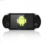 """JXD S5110 5"""" Capacitive Screen Single Core Android 4.0.3 Wi-Fi Smart Game Console - Black"""