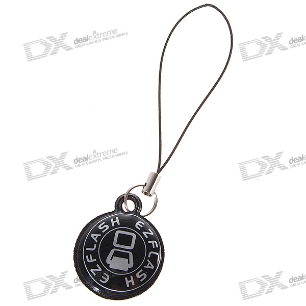 Screen and Glass Cleaning Keychain
