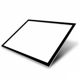 Huion-USB-LED-Light-Tracing-Pad-A4-Light-Box-EU-Plug
