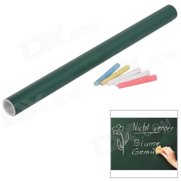 Self-adhesive Blackboard Paper for Children Scrawl / Teaching / Training - Jasper