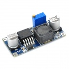 LM2596S 20083 Adjustable Power Supply Voltage Regulating / Reducing Module – Blue + Black