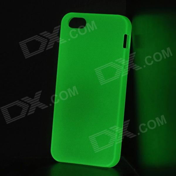 iphone 5s glow in the dark case glow in the protective frosted tpu back for 20486