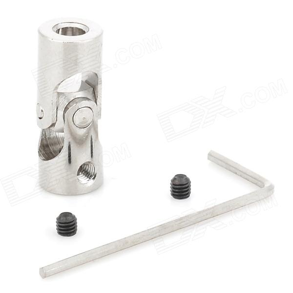 DIY Stainless Steel Motor Universal Coupling - Silver (4 x 3.175mm)