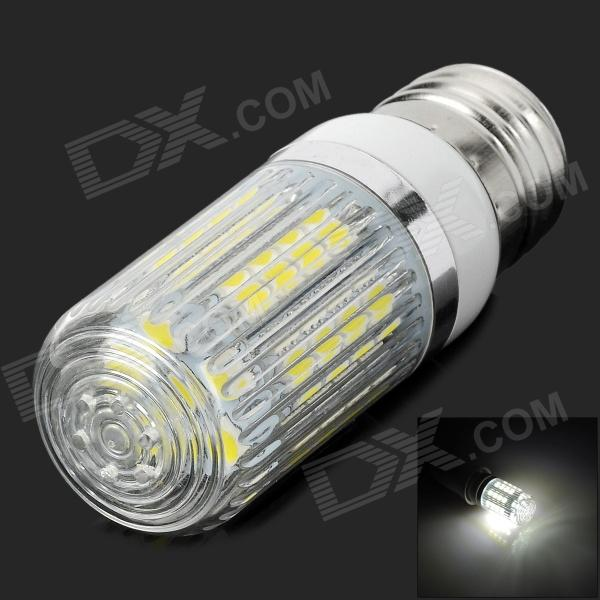 LeXing E27 3.5W 300lm 7000K 34-5050 SMD Cold White Light Corn LampE27<br>ModelLXMaterialPlasticForm  ColorWhiteQuantity1Power5WConnector TypeE27,E2Emitter Type5050 SMD LEDTotal Emitters34Color BINWhiteColor Temperature7000KWavelengthNPacking List1 x Corn lamp<br>