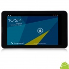 Vido T11 7.0″ Android 4.1.2 Dual Core 3G Phone call Tablet PC w/ Wi-Fi, TF and GPS – White + Black