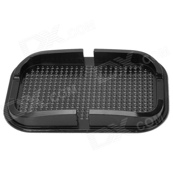 Buy Car Anti-Slip Silicone Pad for Iphone 4S / 5s / 5c / Samsung S4 Mini / GPS - Black with Litecoins with Free Shipping on Gipsybee.com