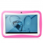 R70BC 7″ Android 4.1 Tablet PC w/ 512MB RAM / 4GB ROM / Wi-Fi / Camera – Deep Pink + White