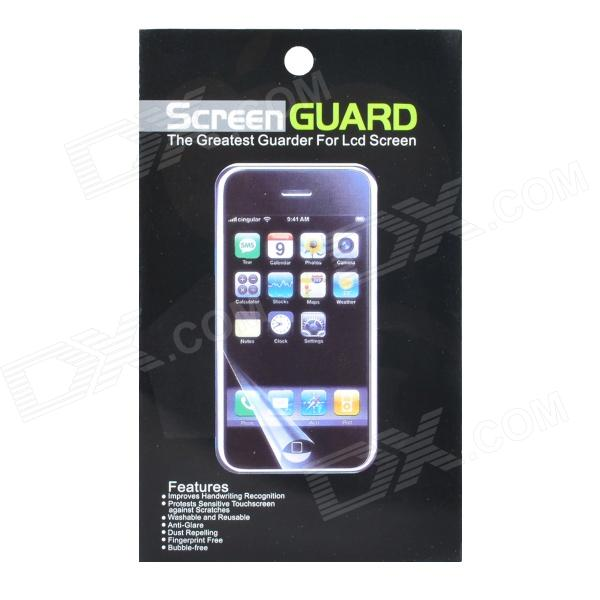 Protective Clear Screen Protector Film for Samsung Galaxy S3 Mini i8190 - TransparentScreen Protectors<br>ModelsSamsungMaterialPETForm  ColorTransparentQuantity1Compatible ModelsSamsungScreen TypeGlossyOther FeaturesProtectsPacking List1 x Screen film1 x Cleaning cloth<br>