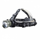 SingFire SF-601E 600lm LED 3-Mode White Zooming Headlight (2 x 18650)