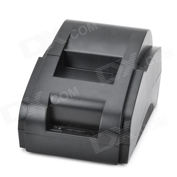 Buy Xprinter XP-58IIH USB Thermal Cash Receipt Printer - Black with Litecoins with Free Shipping on Gipsybee.com