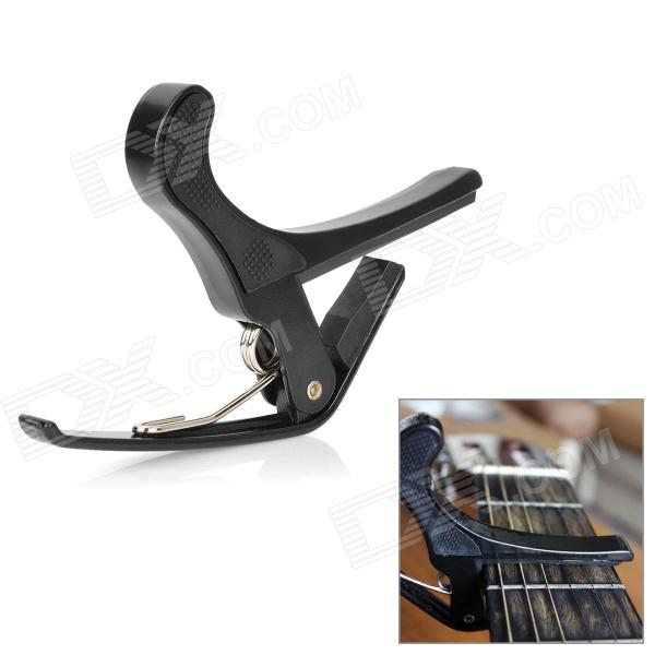 Boston Steel Guitar Capo for 6-String Guitar - Black