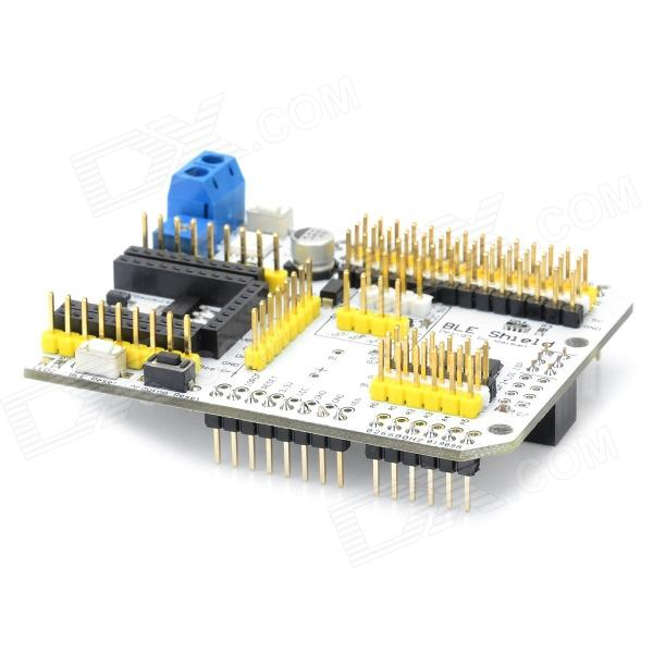 BLE Shield Bluetooth V4.0 Extension Board Modul (Works w / Official Arduino Products) - mångfärgad