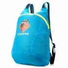 Creeper YD-194 Super Light Folding 420D Nylon Outdoor Backpack - Blue (10L)