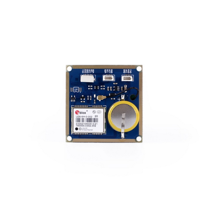 U-blox LEA-6H High Accuracy GPS Module with Cable for APM2.5.2 ArduPilot MWC FPVOther Accessories for R/C Toys<br>ModelLEAForm  ColorGoldenMaterialaluminiumQuantity1Packing List1 x U-blox GPS module1 x GPS cable (21cm)<br>