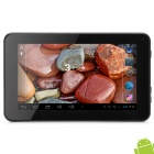 Soxi X18 Dual Core II 7″ Android 4.2.2 Tablet PC w/ 512MB RAM / 8GB ROM / G-Sensor – White + Black