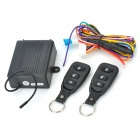 HAWKS-8113-No-key-Entry-System-for-Car-Black