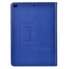 Protective Flip Open PU Leather Case for Ipad AIR / Ipad 5 - Blue