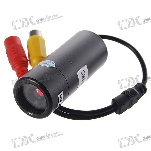Color CMOS Surveillance Security Camera - NTSC (12V DC)
