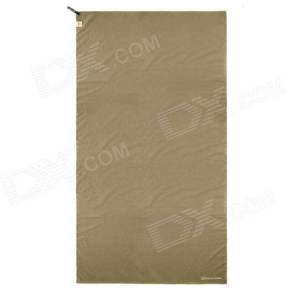 Naturehike Outdoor sneldrogende polyester Bath Towel - Army Green