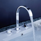 YDL-F-0513-High-Quality-Curved-Waterfall-Sink-Hot-Cold-Water-Tap-Silver