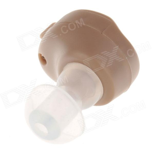 Buy AXON K-80 Handy Useful In-ear Hearing-aid - Brown (1 x AG3) with Litecoins with Free Shipping on Gipsybee.com