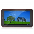 K72 7.0″ Android 4.2 Dual Core Tablet PC w/ 512MB RAM, 4GB ROM, 2G Phone call, Wi-Fi, GPS – Black