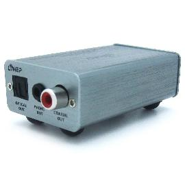 M303-Computer-High-Quality-Digital-USB-Coaxial-Optical-Decoder-Grey