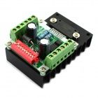 Jtron THB7128 Stepper Motor Driver Board for Engraving Machine - Green
