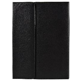 Wireless-Bluetooth-V20-76-Key-Keyboard-w-PU-Leather-Case-Cover-Stand-for-Ipad-AIR-Black