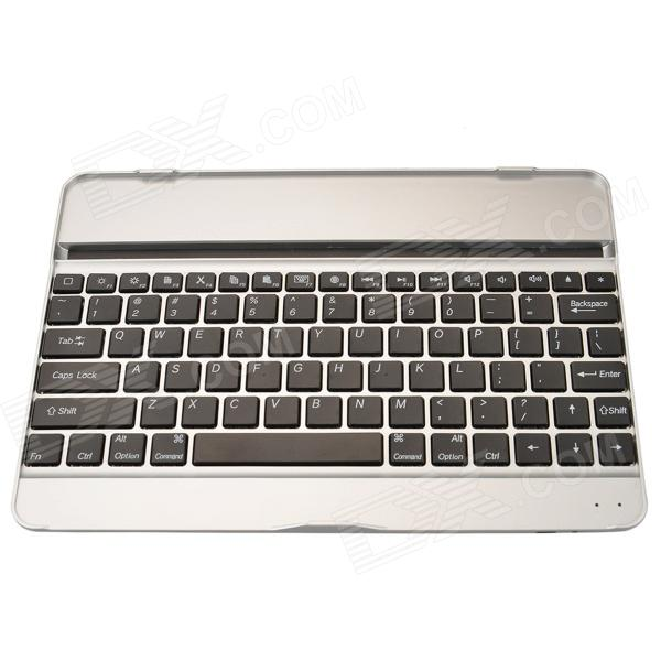 8f01106490a ... Rechargeable Wireless Bluetooth V3.0 82-Key Keyboard for Ipad AIR -  Black + ...