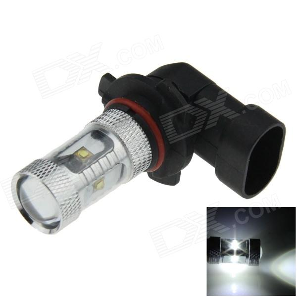 Buy 9005-30W 9005 / HB3 30W 600lm White Light Car Foglight w/ 6-Cree XB-D R3 (12~24V) with Litecoins with Free Shipping on Gipsybee.com