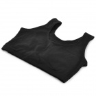 Sport Fashion Cotton + Spandex Concentrating Breast Shaping Bra - Black
