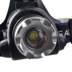 SingFire SF-631 3-Mode 600lm White Zoomable LED Headlight - Black (4 x AA)