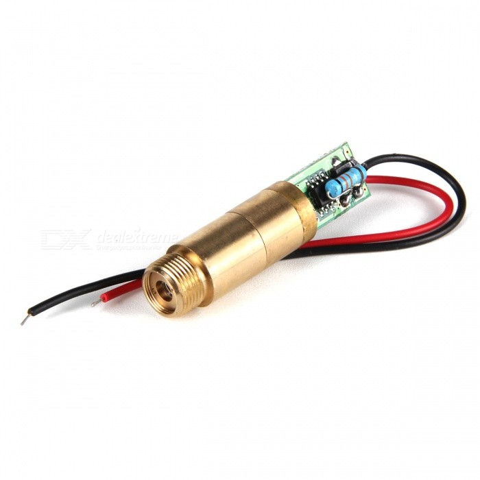 20mW 532nm Green Laser Module (3V 11.9mm)
