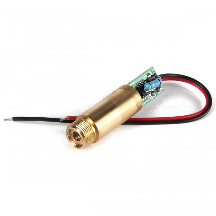 30mW 532nm Green Laser Module (3V 11.9mm)
