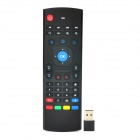 DF30-24GHz-Wireless-6-Axis-Air-Mouse-w-Gyroscope-Infrared-Remote-Control-Black-(2-x-AAA)