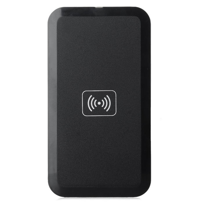 Qi Standard Mobile Wireless Power Charger - Black