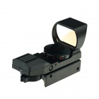 ACCU 1X 33mm 4-Mode Red / Green Dot Sight Rifle Scope w/ Wrench (1 x CR2032)