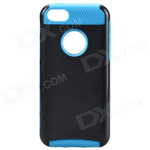 Fashion Contrast Color PC + TPU Protective Back Case for Iphone 5 / 5s / 5c