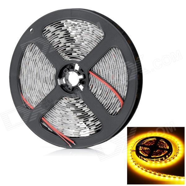 72W 6000lm 3300K 300*SMD 5050 Warm White Light Strip (5m / 12V)