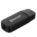 Universal USB Bluetooth v2.1 + EDR Receiver w/ A2DP - Black